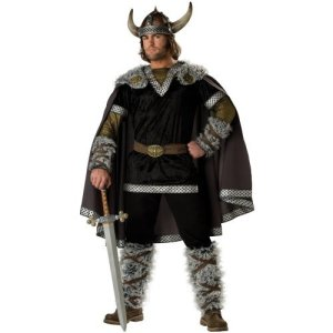 Viking Warrior Costume