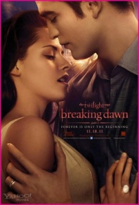 Twilight Breaking Dawn Part 1 Movie Poster