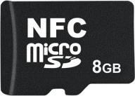 NFC Micro SD Card