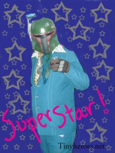 Boba Fett Superstar