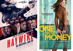 Haywire One For The Money poster